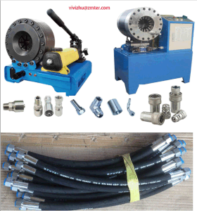 All Types of Hydraulic Hose Crimping Machines pictures & photos