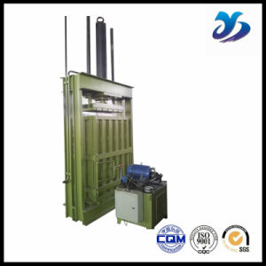 Non-Metal Waste Paper Hydraulic Baler pictures & photos