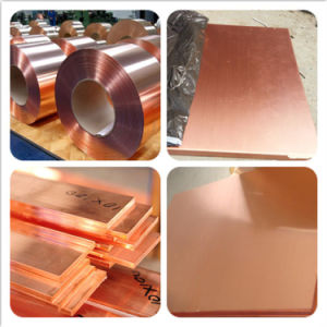 Copper Sheet Cuzn 39pb2 -R-430 pictures & photos