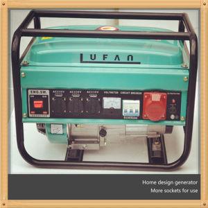 Taizhou 4kw Silent Household Portable Gasoline Electrical Generator Set
