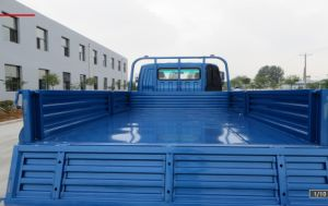 Cargo Dump Waw 2WD Diesel New Truck for Sale From China pictures & photos