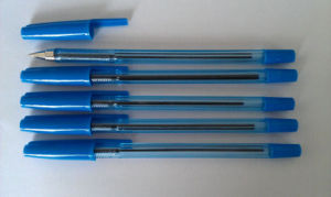 927 Stick Ball Pen Blue Color pictures & photos