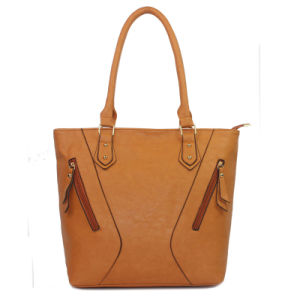 Fashion Ladies Leather Hand Bag /China Wholsale