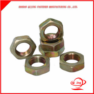 Hex Thin Nut pictures & photos
