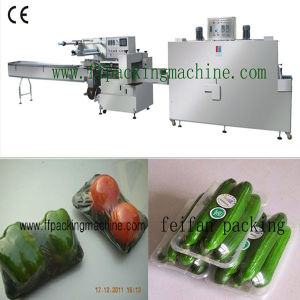Quality Vegetable Horizontal Flow Packaging Machine pictures & photos