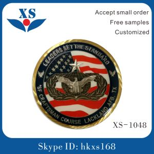 OEM Factory Soft Enamel Police Badge pictures & photos