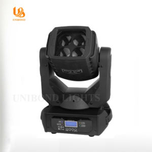 4*25W LED Super Beam Moving Head Stage Light pictures & photos