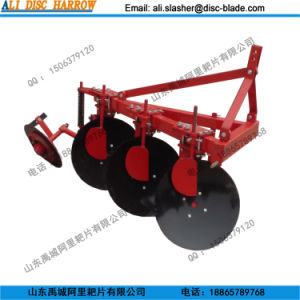 "Farm Tools 3 Discs Tractor Disc Plow for Sale with 26"" Disc pictures & photos"