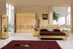 Wooden Bed (RCW111)