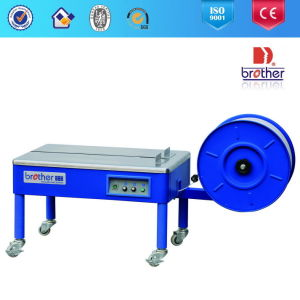 Semi Automatic Strapping Packing Machine (Low Table Model) pictures & photos