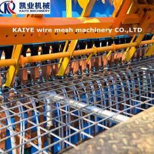 Welded Steel Wire Mesh Panel Machine pictures & photos