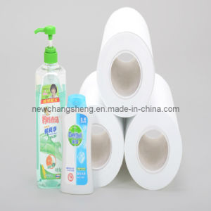 Label Face Stock PE Film for Squeezable Packaging pictures & photos