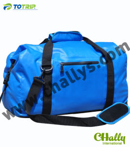 TPU Blue Waterproof Dry Bag (QPDB-032)