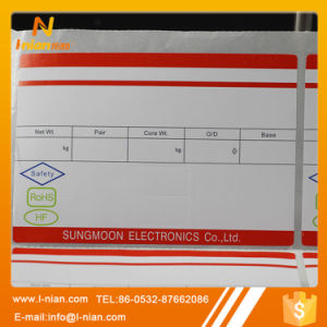 Blank Adhesive Writable Note Sticker pictures & photos
