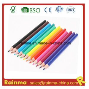 Eco Jumbo Color Pencil with Plastic Barrel pictures & photos