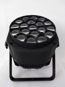 LED Beeye PAR Light RGBW 4 in 1 LEDs PAR with Zoom pictures & photos