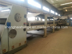 Used 5 Layer Width 2200mm Corrugated Paperboard Production Line.
