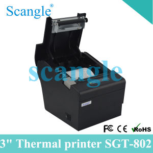 80mm Thermal Receipt Printer with Cheap Price and Good Quality pictures & photos