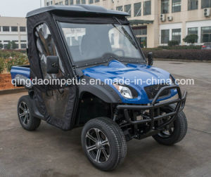 2017 New Factory Price Cheap EEC Approved Electric UTV pictures & photos