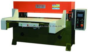 100t Double-Side Automatci Feeding Auto-Balance Precise Hydraulic Four-Column Plane Cutting Machine