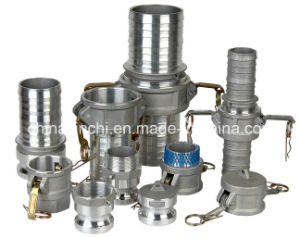 Aluminum Camlock Coupling All Types Fasten Hose Fitting pictures & photos
