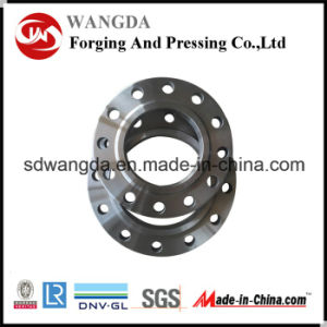 ASME ANSI B16.5 Paint Forged Carbon Steel Flanges pictures & photos