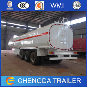 China Oil Water Truck 50000 Liters Fuel Tank Semi Trailer pictures & photos