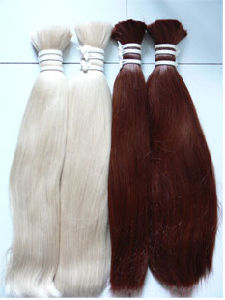 100% Best Remy Human Hair Bulk pictures & photos