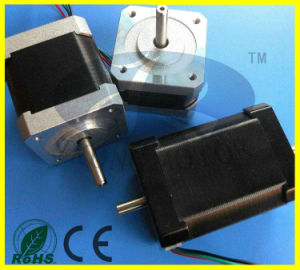 NEMA17 1.8 Degree 2 Phase NEMA Stepper Motor Jk42hs48-1206 pictures & photos