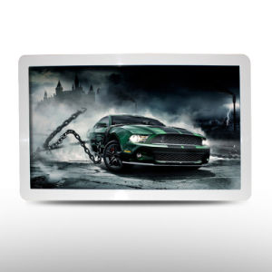 55 Inch Wall Hanging 3G WiFi Touch Screen LCD Display pictures & photos