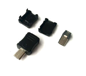 Micro 5p Plug/Micro Plug for Cable Ass′y pictures & photos