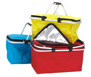 Collapsible Cooling Box Foldable Cooler Box pictures & photos