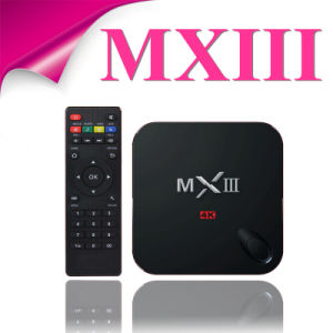 Strongest Mxiii Mx III Mx3 Mx 3 Quad Core Amlogic S802 Cortex A9 Xmbc Preinstalled 4k Android 4.4 Android4.4 TV Box Roofull