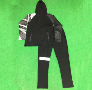 Children Youth School Uniforms Soccer Training Tracksuit Set pictures & photos
