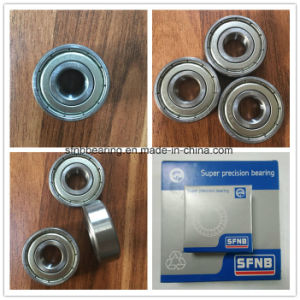 SKF FAG Deep Groove Radial Sealed Ball Bearing 6009 Zz Bearings pictures & photos
