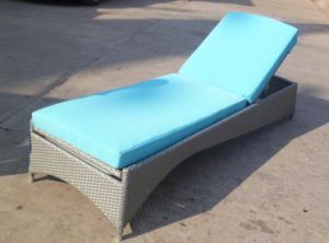 Rattan Lounger (DH-9562) pictures & photos