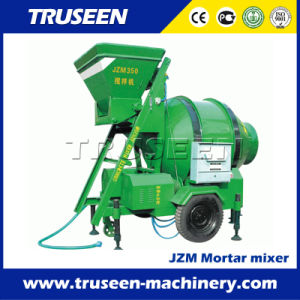 Supply 3 Types of Cement Concrete Mixer Construction Equipment pictures & photos