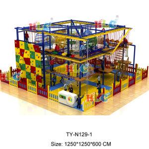 Indoor Outward Bound Adventure Playground (TY-129-1) pictures & photos