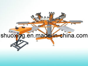 Manual T-Shirt Screen Printing Machine (SP-SM) pictures & photos