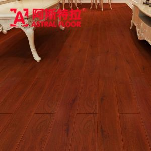 New Product 12mm Silk Surface HPL Flooring Laminate Flooring (AN1902) pictures & photos