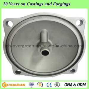 Aluminum Die Casting Machining Engine Cover (ADC-07) pictures & photos