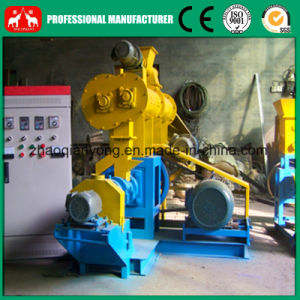 Professional Automatic Floating Fish Feed Extruder Machine pictures & photos