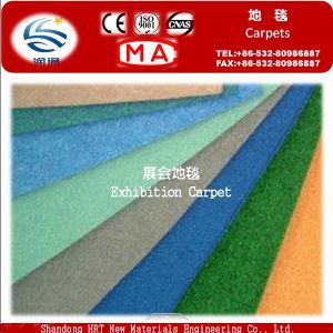 Non Woven Exhibition Carpet with Fire Proof, Disposable Carpet pictures & photos