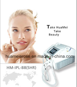 Shr Elight Combination Hair Removal (Patent Design) pictures & photos