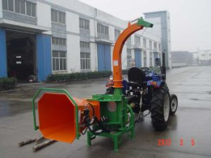 Tractor Mounted 15HP Chipper Shredder, Green Waste Shredder, Tree Branches Shredder pictures & photos