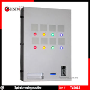 Small Spiral Vending Machine TM-004-8 pictures & photos