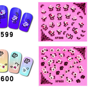 Manufactory 3D Nail Art Sticker Decoration pictures & photos