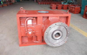 Gearbox for Extruder