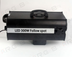 Newest 300W Stand-One Mode LED Beam Follow Spot Light pictures & photos