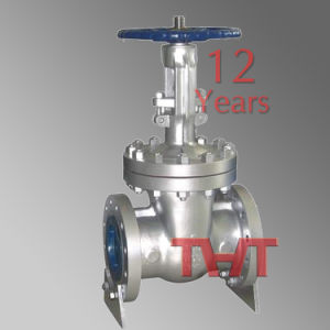 Hand Wheel Flange Gate Valve pictures & photos